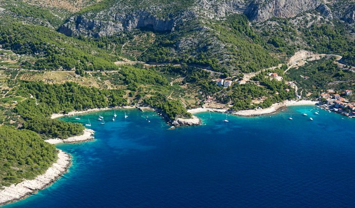 Milna Borca, Holiday Apartments Hvar